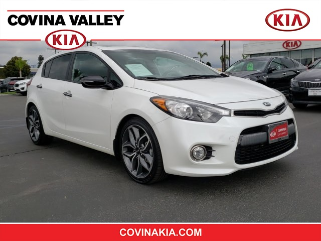 Certified Pre-Owned 2016 Kia Forte SX