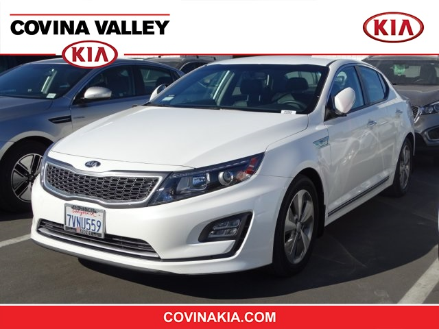 Certified Pre-Owned 2016 Kia Optima Hybrid EX