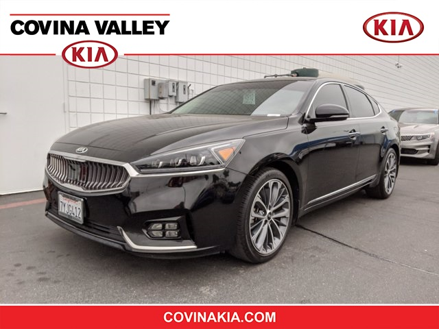 Certified Pre-Owned 2017 Kia Cadenza Technology