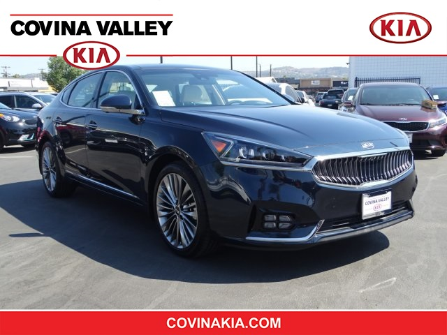 New 2018 Kia Cadenza Limited
