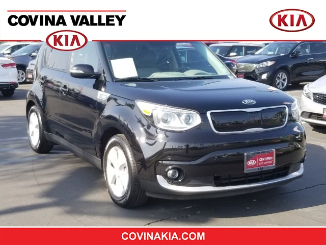 Certified Pre-Owned 2016 Kia Soul EV Plus