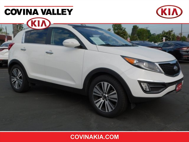 Certified Pre-Owned 2016 Kia Sportage EX