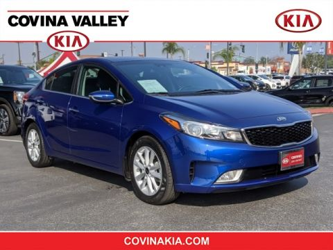 Certified Pre-Owned 2017 Kia Forte S